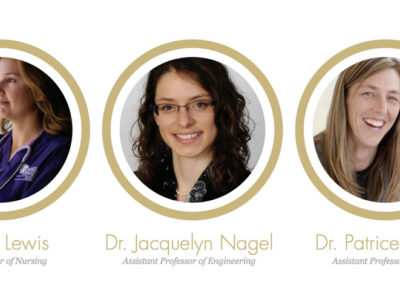Headshots of Dr. Lewis, Dr. Nagel, and Dr. Ludwig