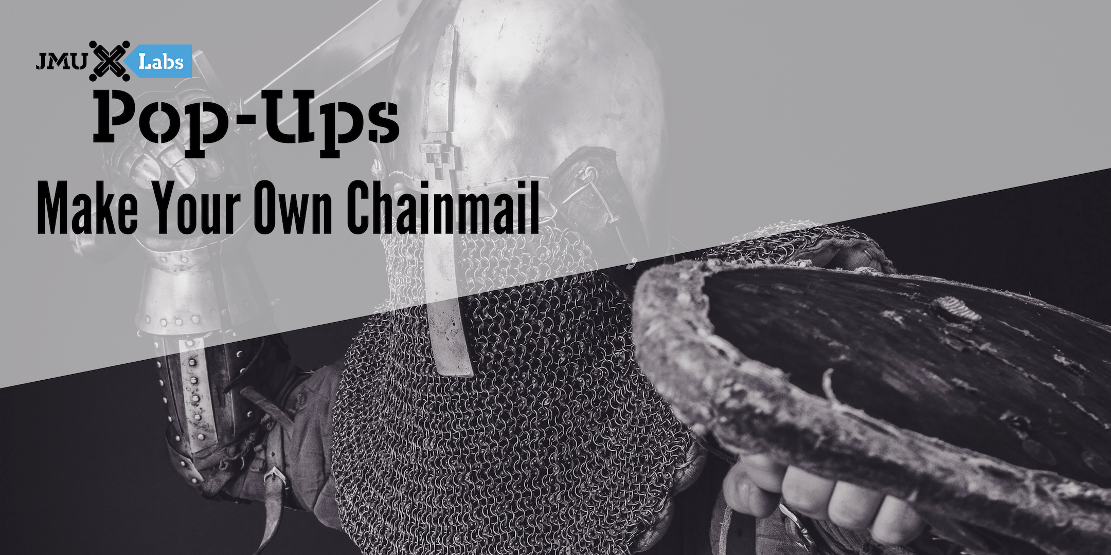 Pop-Up Class: Make Your Own Chainmail