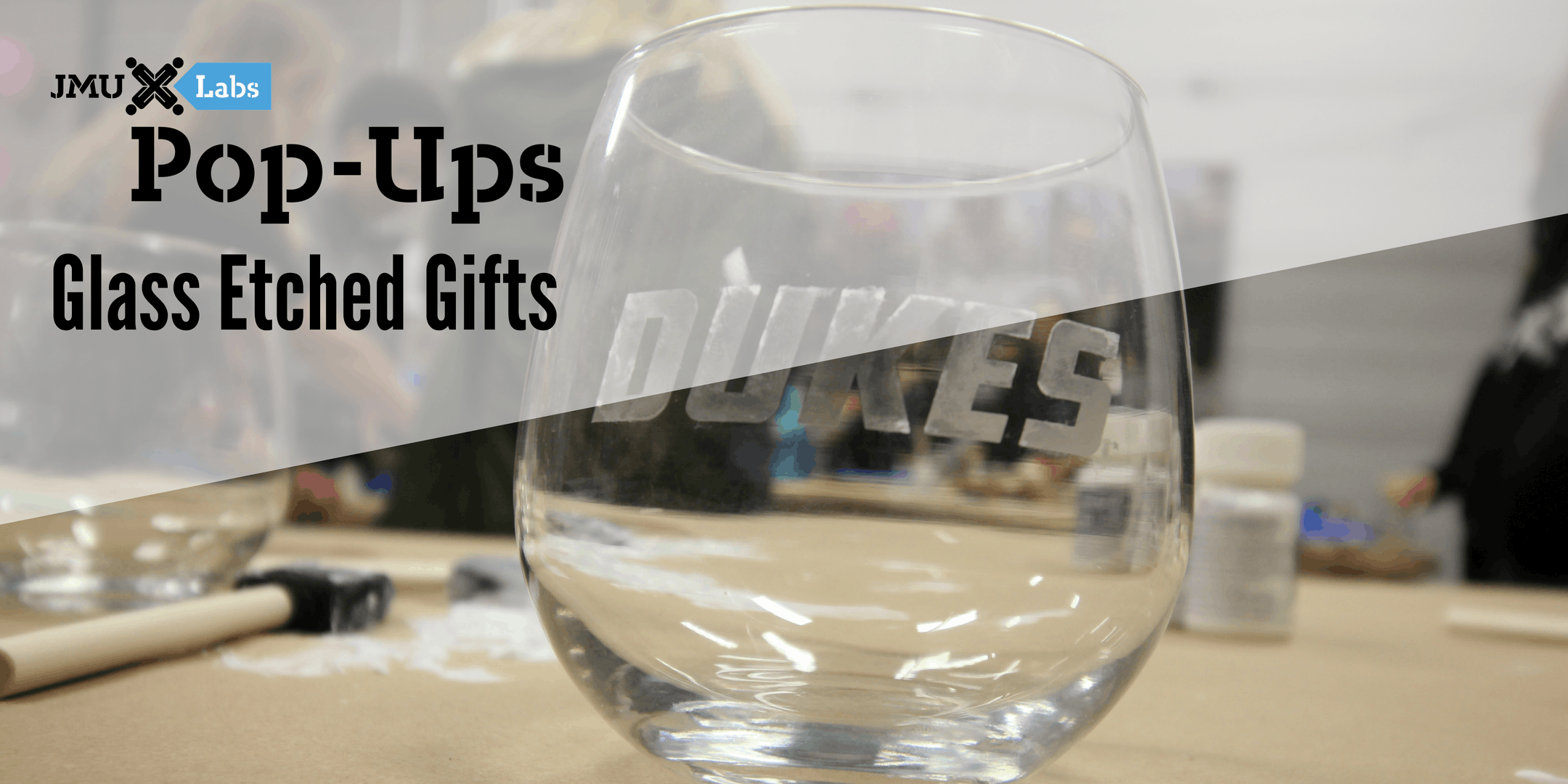 Pop-Up Workshop: Glass Etched Gifts