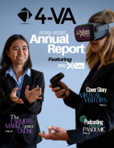 4-VA Annual Report cover